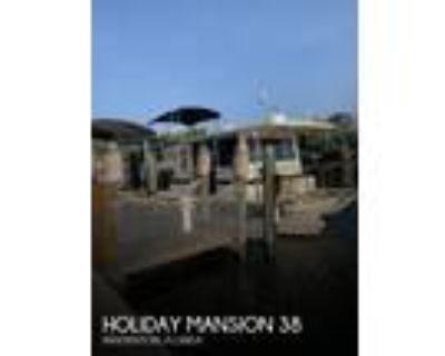 38 foot Holiday Mansion 38