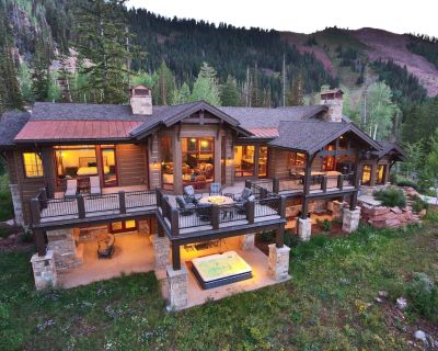 Luxury Colony Location w/Front Door Hike, Bike Access. Private Hot Tub. - Park City