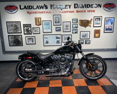 2018 Harley-Davidson Breakout 107 Cruiser Baldwin Park, CA