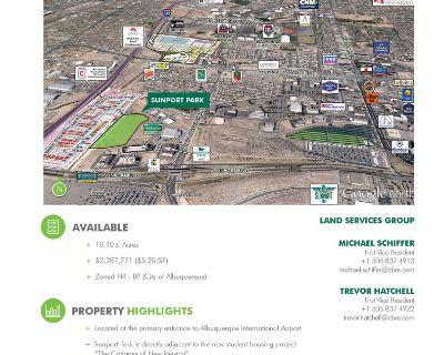 Sunport 10.10 Acres