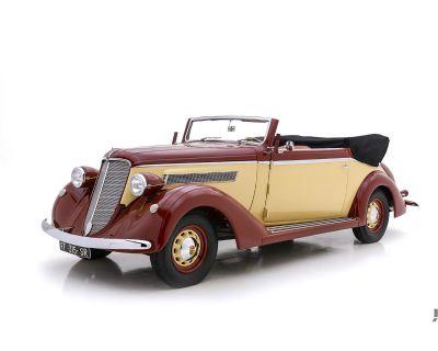1935 Nash Ambassador
