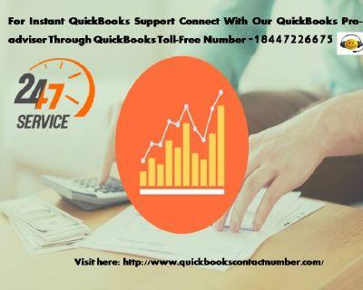 QuickBooks Customer Service 18447226675 QuickBooks Support Phone Number