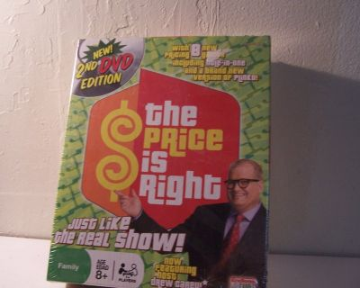 The Price is Right DVD Game
