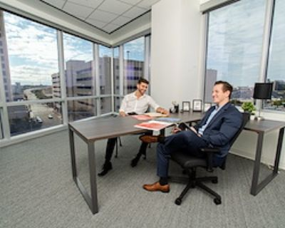 Private Office for 6 at CityCentral- Downtown Ft. Worth