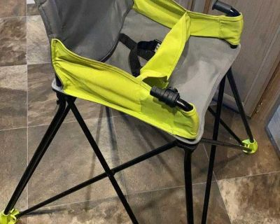 ISO Camping Chair