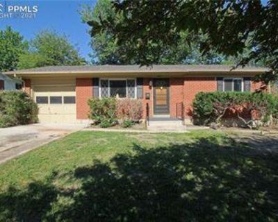 1401 Bates Dr, Colorado Springs, CO 80909 4 Bedroom Apartment