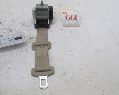 97 98 99 00 01 Cadillac Catera Center Rear Seat Belt Seatbelt 9892