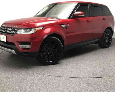 2015 Land Rover Range Rover Sport 3.0L V6 Supercharged HSE 4WD