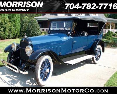 1922 Studebaker Touring Sedan