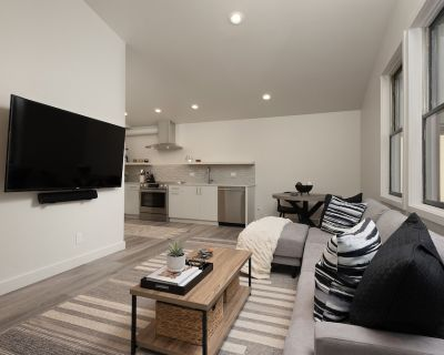 NEW! 2BR 1Bath 6 Blocks to Mtn in the West End - West End