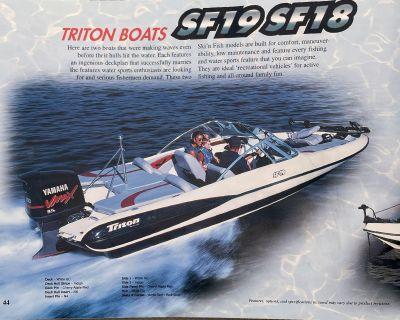 2000 Triton SF-19