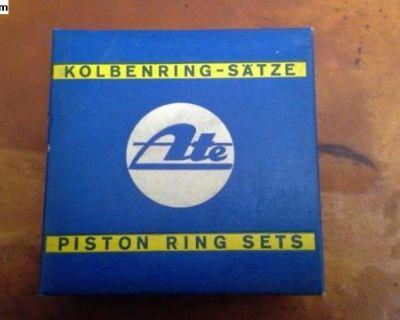 NOS Piston Ring Set Ate (111 198 257 B) German