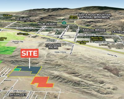 320 AC Private Retreat Land in Sky Valley