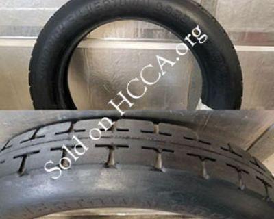 NOS BF BFGoodrich 33X5 Blackwall Tires $150 Each 3 Available