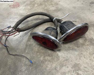 40's Ford Dune Buggy Tail Light Lens Set