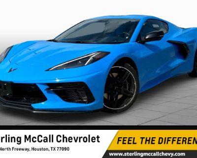 Chevrolet Corvette Rear Wheel Drive Coupe