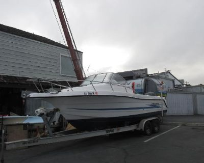 1997 Hydrosport 2450