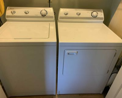 Maytag Washer and dryer $350. Read details