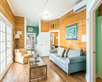 Dog-friendly home in a quiet neighborhood w/ shared pool & private hot tub! - Old Town Key West