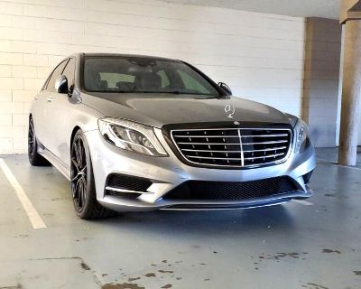 Used 2015 Mercedes-Benz S-Class S550