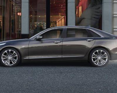 2018 Cadillac CT6 Luxury