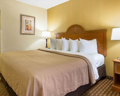 Quality Inn near Casinos and Convention Center - Bossier City