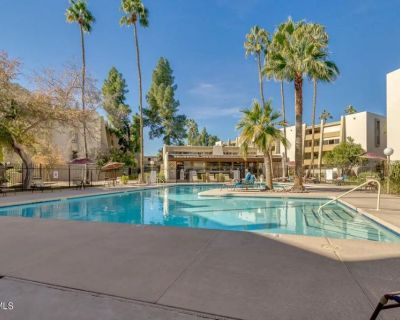 Double Master Bedrooms in Old Town Scottsdale - South Scottsdale
