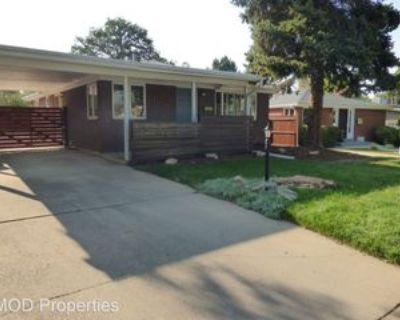 1543 S Hudson St, Denver, CO 80222 4 Bedroom House