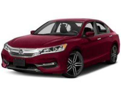 2017 Honda Accord Sport Special Edition Sedan CVT