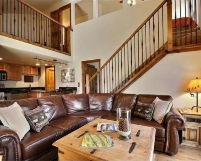 Gorgeous 3 Bedroom Condo With Views At Canyons Village Of Park City Ski Resort - Park City