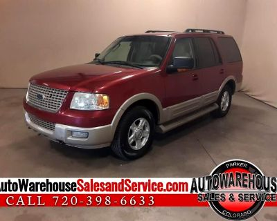 Used 2005 Ford Expedition Eddie Bauer 4WD