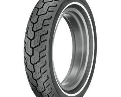 Harley Davidson Series Dunlop D402 Mu85b16 77h, Sws, Rear Tire