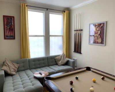 Bedrooms, En-suite Baths, Sunny Backyard
