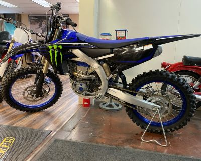 2021 Yamaha YZ450F Monster Energy Yamaha Racing Edition Motocross Off Road Statesville, NC