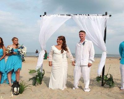 Economical Wedding Packages in Ocean City| Sunny Beach Weddings