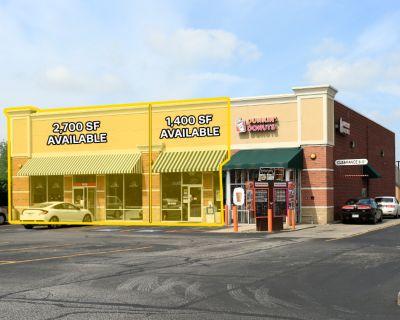 TurnKey Restaurant & Retail Space