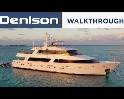 Heesen - Tri-Deck Motor Yacht