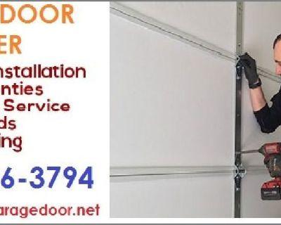Local 1 Hrs Garage Door Opener Repair Lewisville, 75056 TX – Start $25.95
