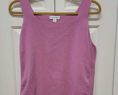 GUC August Max Woman Knit Tank Top; size 3x