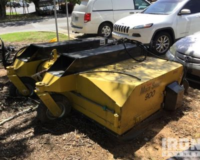 Multisweep MS900 Sweeper Attachment