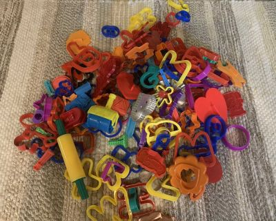 Cookie Cutter lot- 130 total