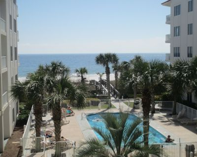 Newly Clean Remodeled 3rd fl Unit w/Outstanding Gulf View! White Sand Beaches - Orange Beach