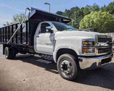 2020 Chevrolet Silverado 6500HD