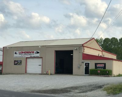 Turnkey Diesel Repair Shop For Sale