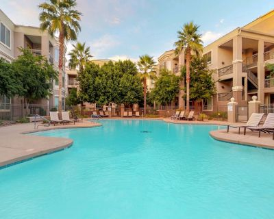 Dog-friendly condo in the heart of Tempe w/ shared pool/hot tub/gym - Tempe