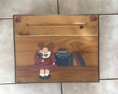 Child s Wooden Laptop Desk. FREE TO ANYONE PICKING UP