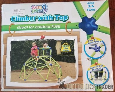 FS NEW, Eezy Peezy Monkey Bars Climber Tower with Top (11783)