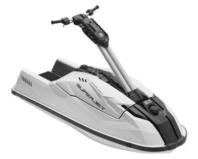2021 Yamaha SuperJet PWC Single Osseo, MN