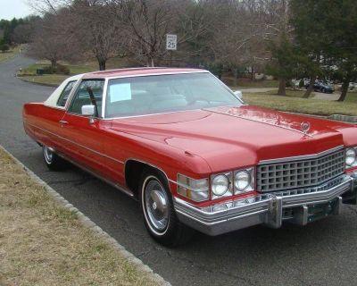 1974 Cadillac Coupe Deville