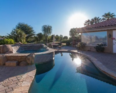 Nicklaus Private Perfection. New Pool/Spa w heat/Chillers! 3 bedrooms #110150 - La Quinta